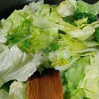 耗油生菜的做法图解2