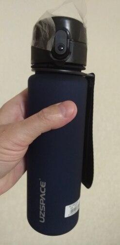 Hot Sports Water Bottle 500ML 1000ML Protein Shaker Outdoor Travel Portable Leakproof Drinkware Plastic My Drink Bottle BPA Free bpa free plastic protein shakerbpa free - AliExpress