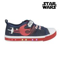 Casual Shoes with LEDs Star Wars 72931 Blue|  -