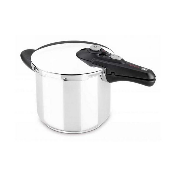 Set Of Pressure Cookers BRA A185105 (2 Pcs) Stainless Steel