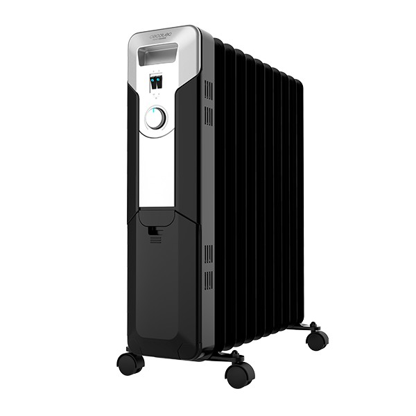 Oil-filled Radiator (11 Chamber) Cecotec Ready Warm 5720 Space 2500W