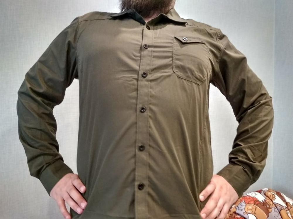 2020 New Shirts for Men Thin Breathable Military Men Shirts Long Sleeve Slim Men's Shirts Summer Business Men Clothing