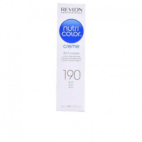 NUTRI COLOR CREME 190-BLUE 100ML