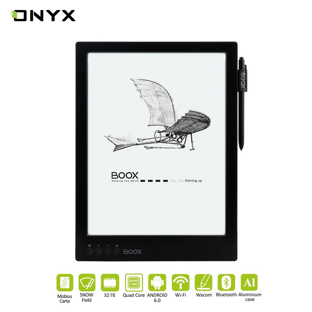 купить E-book ONYX BOOX MAX 2 Touch screen, Large screen, The Presence Of Wi-Fi, Support MP3, school eReader по цене 62000 рублей