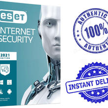 ESET Internet Security 2021 / Key Activation 1 Year , For Windows and Mac
