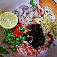 泰式腌虾的做法图解5