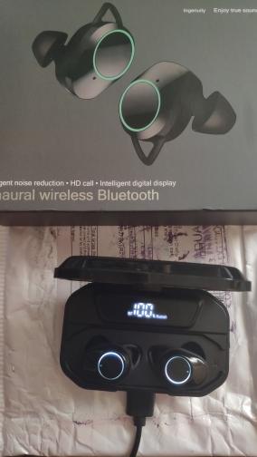 -- Inteligente Inteligente Ouvido