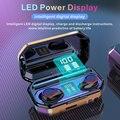 Новые беспроводные Bluetooth-наушники TWS, стереонаушники, спортивные мини-наушники с шумоподавлением, наушники для всех смартфонов