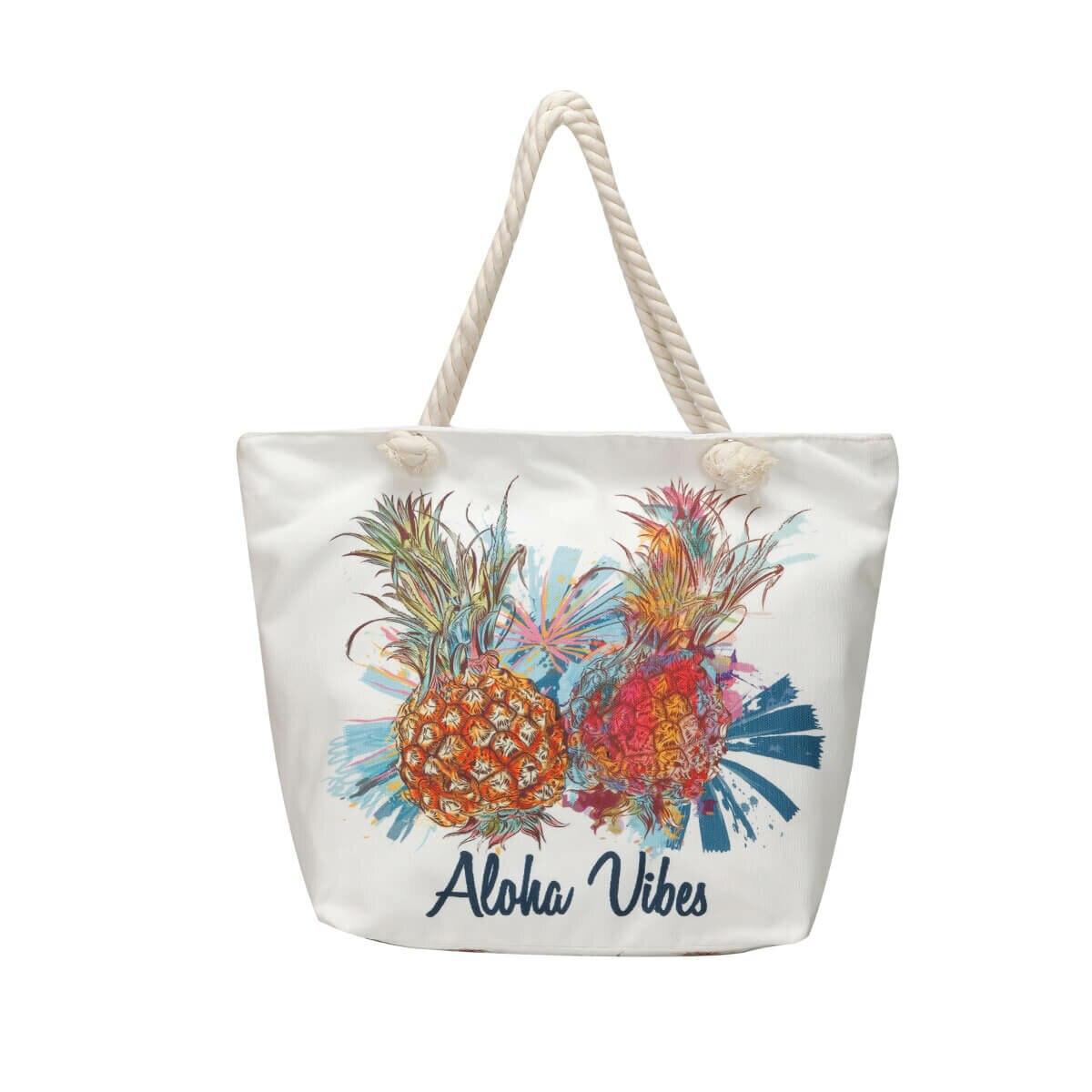 FLO WDRN1501 Multicolour Women 'S Beach Handbag BUTIGO