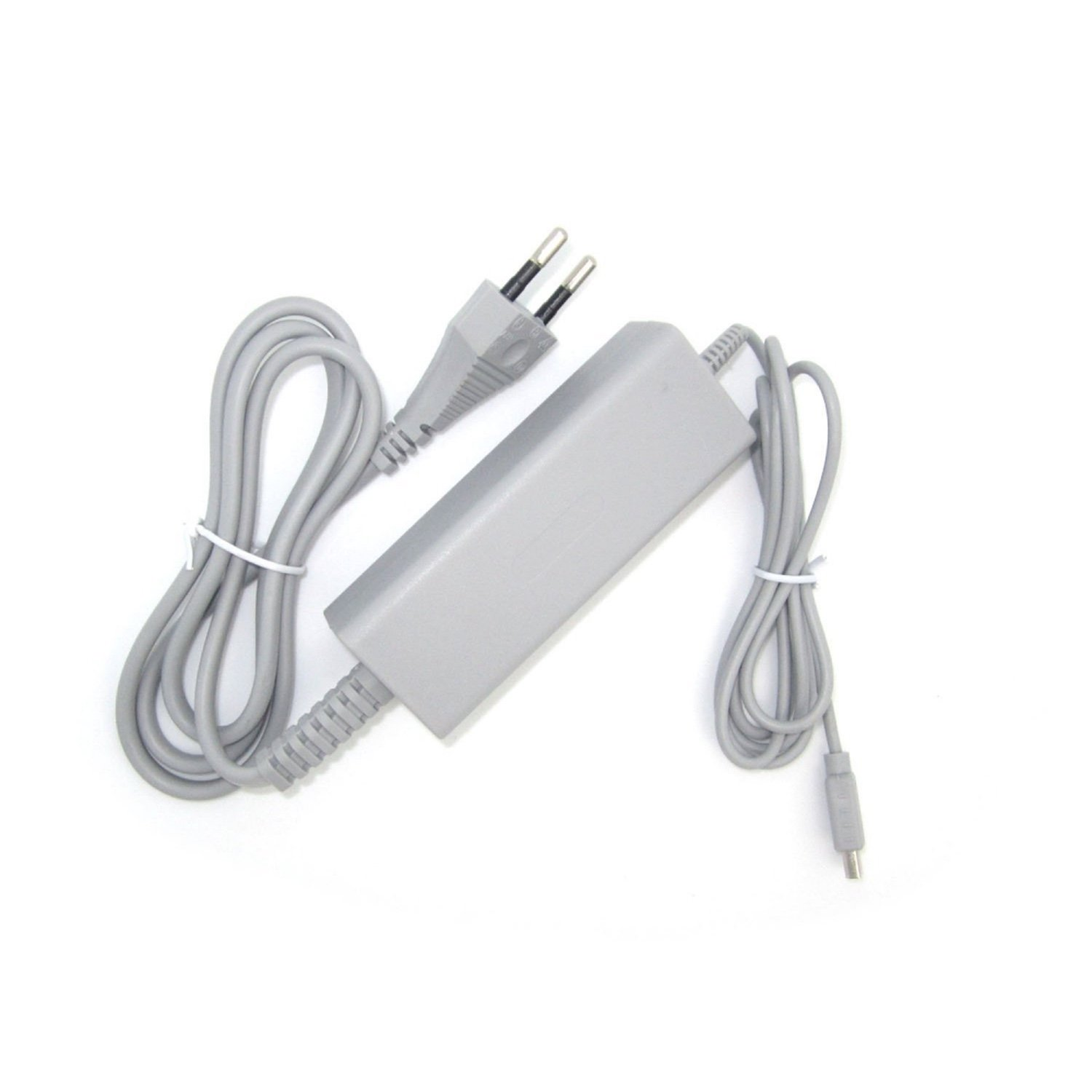 Power Supply Universal 220V AC Adapter for Wii U GAMEPAD Euro Plug 3 prong eu us au uk plug 1 2m notebook laptop power cable power supply adapter cable cord for charger adapter cable