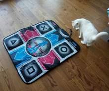 Отличный коврик, хорошо работает!