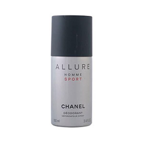 Spray Deodorant Allure Homme Sport Chanel (100 Ml)