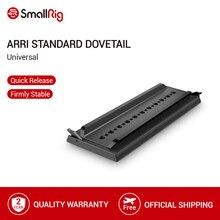"""SmallRig 12 """"ARRI Standard Schwalbenschwanz Platte Für ARRI Bridgeplate OConnor 2060/OConnor 2575/OConnor 120EX/Sachtler cine 1463"""