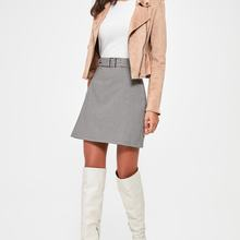 Trendyol ремень юбка с деталями TWOAW20ET0492