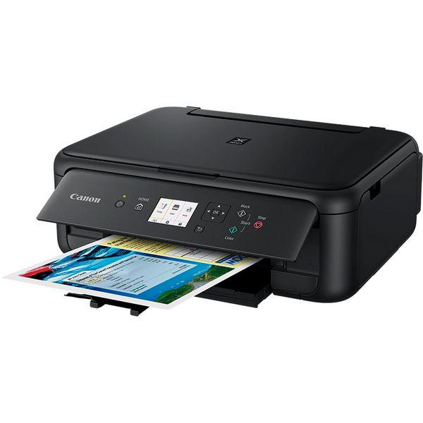 Multifunction Printer Canon FEMMIN0235 2228C006 Pixma TS5150 Dúplex WIFI Black