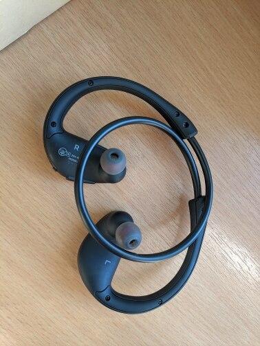 Mpow Cheetah MBH6 2nd Generation Wireless Bluetooth 4.1 Headphones With Mic Hands Free Call AptX Sport Earphone For Smartphones sport earphone mpow cheetah bluetooth 4.1 headphones - AliExpress