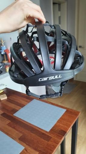 Foldable Bike Helmet photo review
