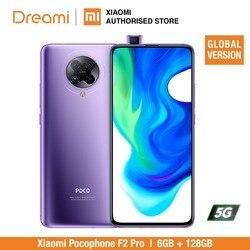 Перейти на Алиэкспресс и купить global version xiaomi pocophone f2 pro 6gb ram 128gb rom (brand new / sealed) poco, pocof2, pocof2pro, 128, telephone mobile, 5g