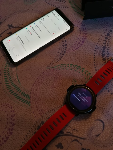 Xiaomi Smartwatch Amazfit Pace - Versão Internacional photo review