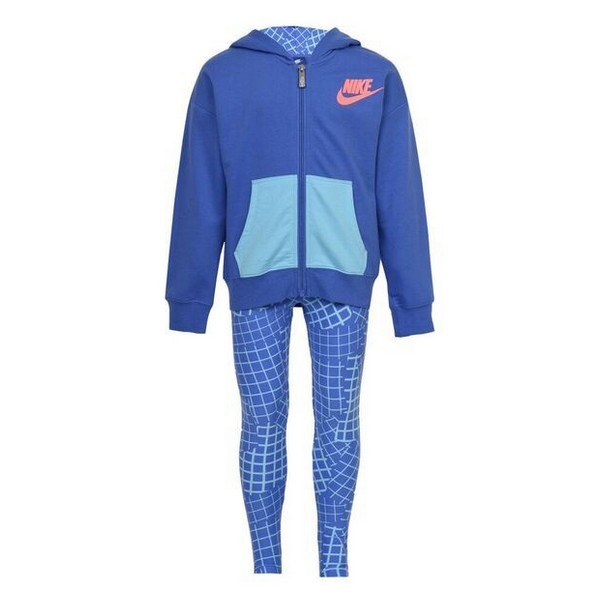 Baby's Tracksuit Nike 923-B9A Blue (12 Months)