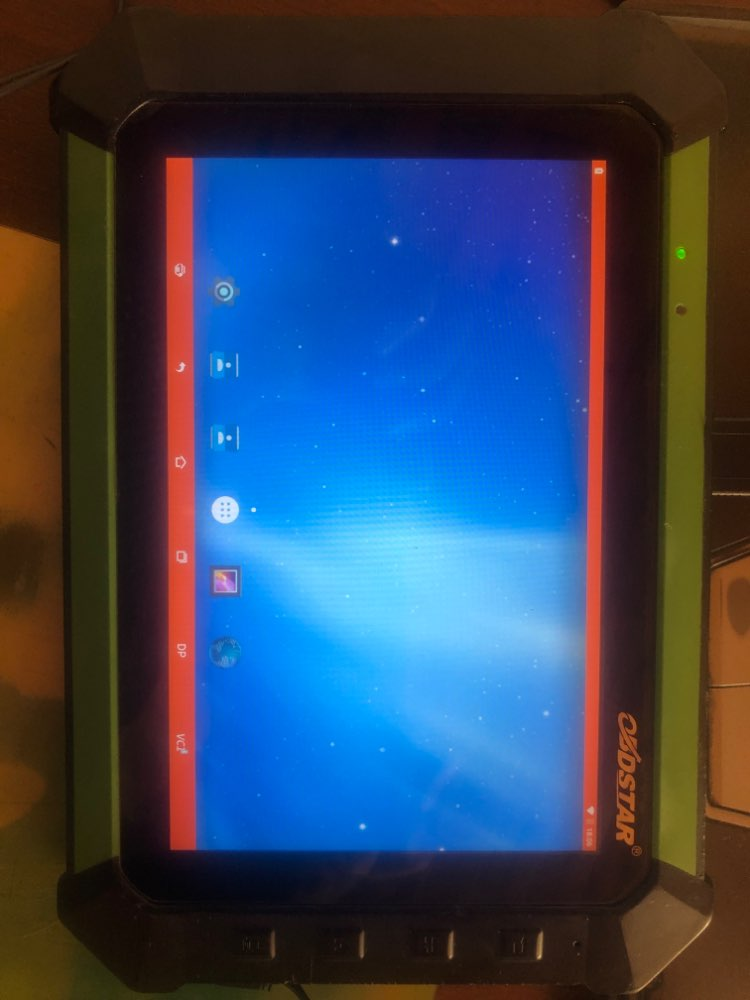 LCD screen and touch glass panel screen for OBDSTAR X300DP screen Auto Key Programmer