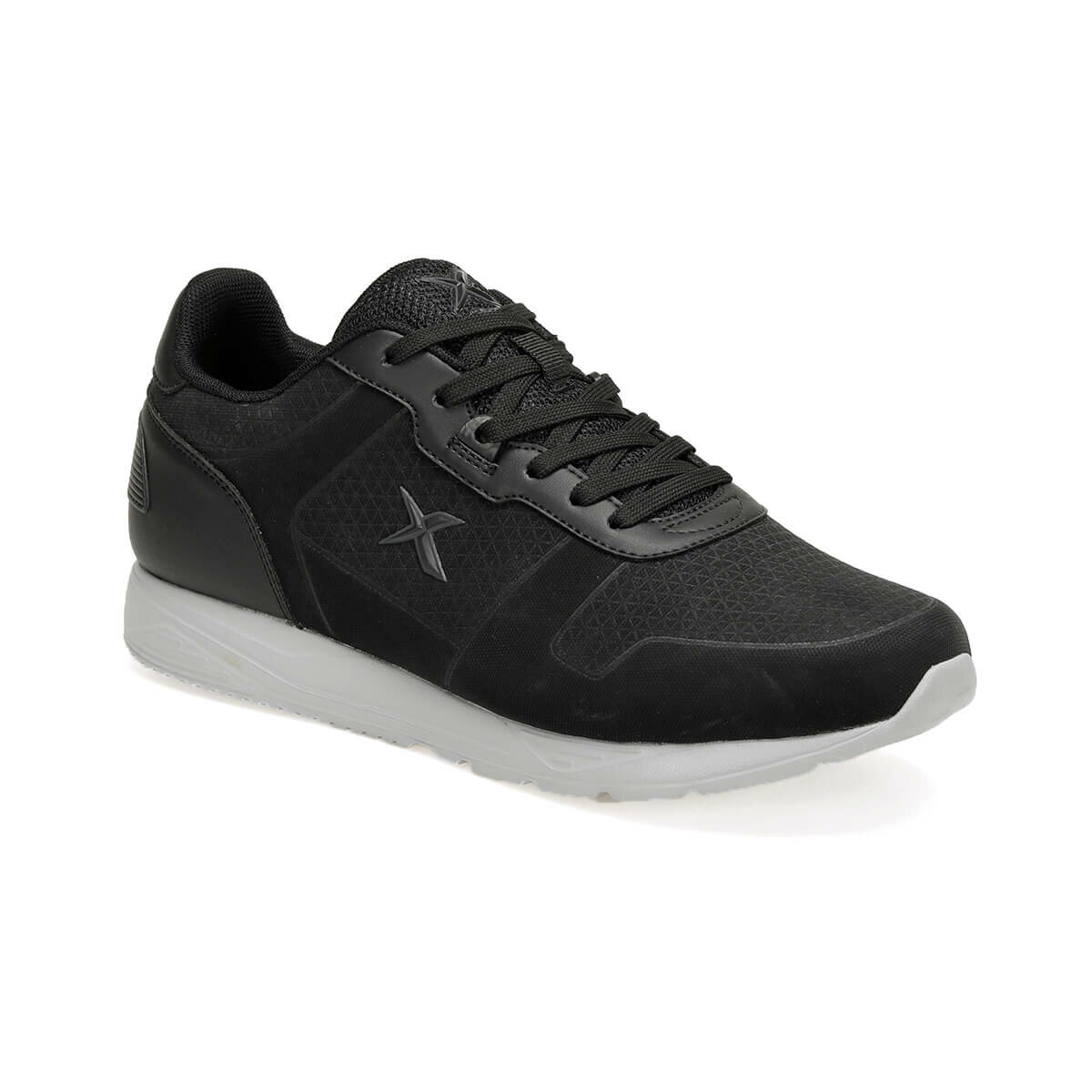 FLO MORGAN M 9PR Black Men 'S Sneaker Shoes KINETIX