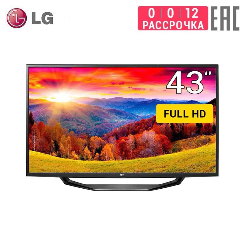 TV LED LG 43 43LH510V FullHD Smart TV 4049InchTv Tmatrix 0-0-12 Dvb Dvb-t Dvb-t2 Digital