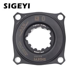 Image 2 - AXO MTB mountain bike power meter cadence sensor ANT+ Bluetooth dual sided spider power meter vvt boost bicycle crank powermeter