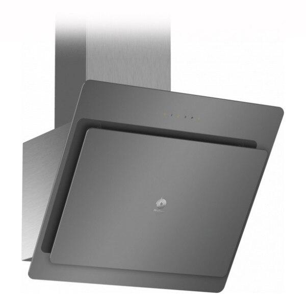 Conventional Hood Balay 3BC567GG 60 Cm 660 M3/h 57 DB Crystal Grey