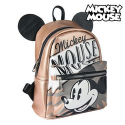 Casual Backpack Mickey Mouse 72817 Golden