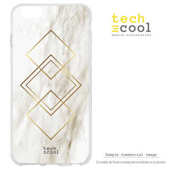 FunnyTech®Stand case for Huawei Honor Silicone View 10/Honor V10 L design design textures marble vers.1