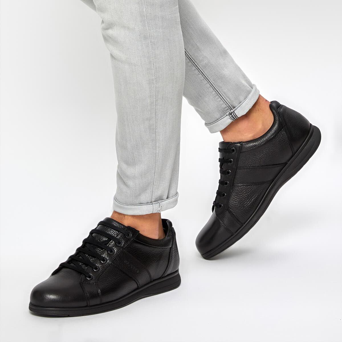 FLO 225051 9PR Black Men Casual Shoes By Dockers The Gerle
