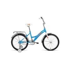 Велосипед 20' Altair Kids 1 ск (18-19 г), 13' Белый/Синий/RBKN9YN01002