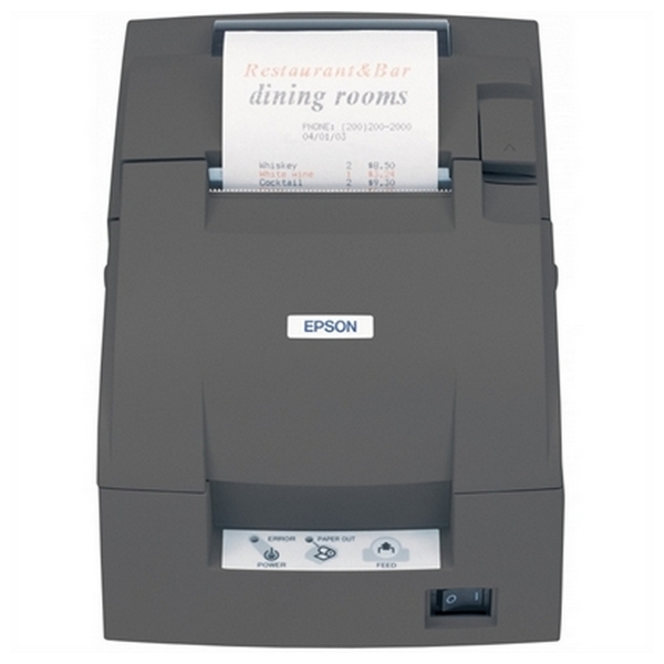 Dot Matrix Printer Epson TM-U220BU Black