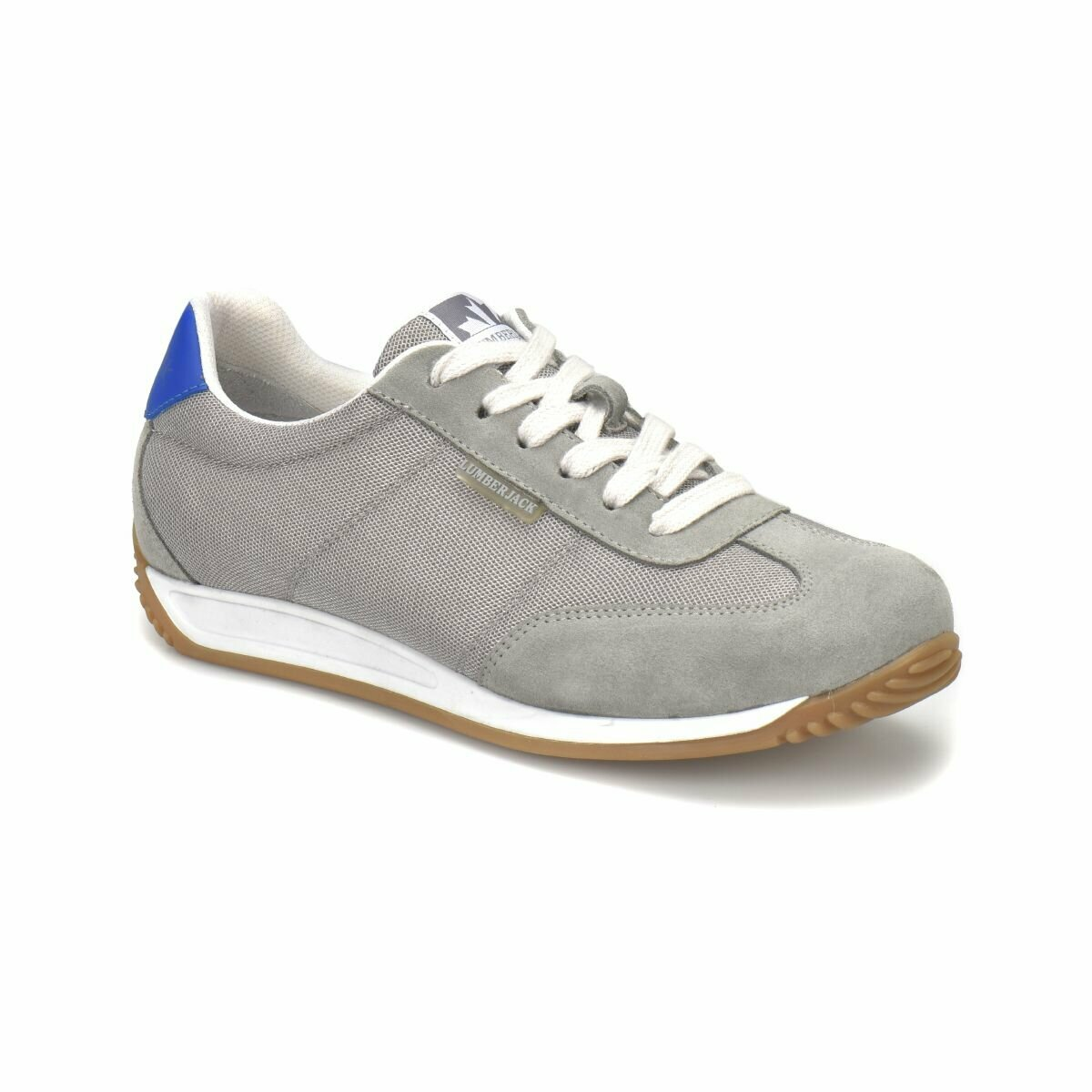 FLO NADAL Gray Men 'S Sneaker Shoes LUMBERJACK
