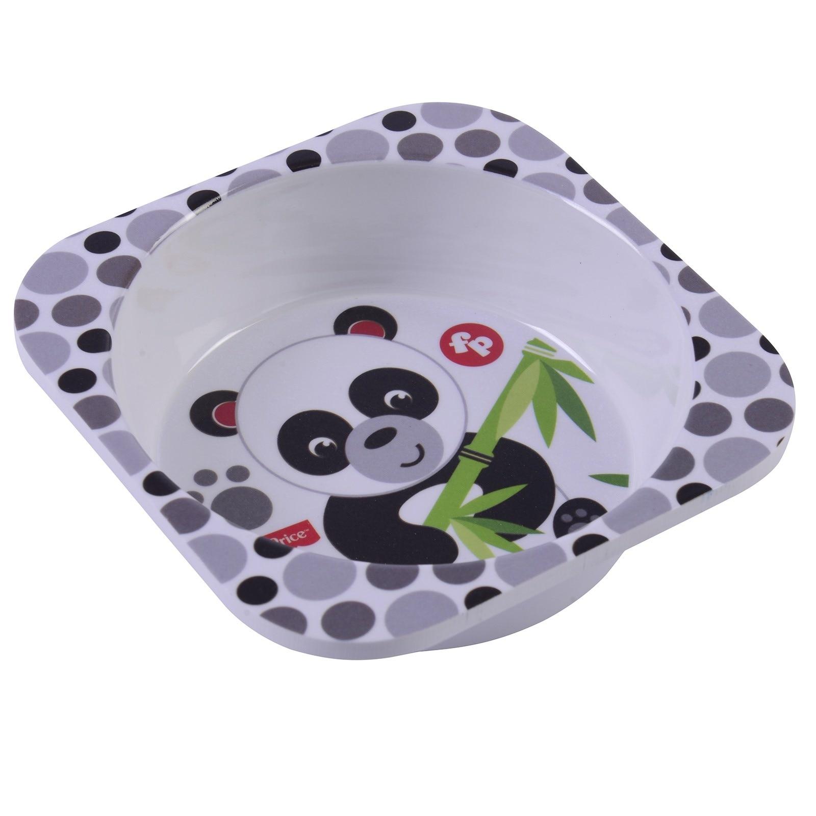 Ebebek Fisher Price Panda Baby Food Bowl