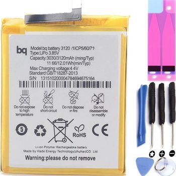 цена на Battery For BQ M5