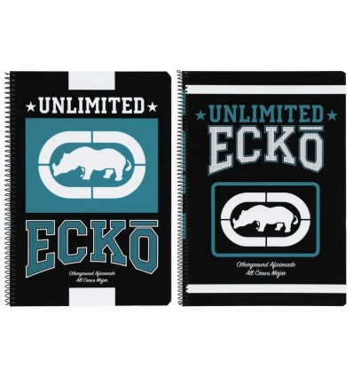 BOOK FOLIO 80 H HARDCOVER ECKO UNL