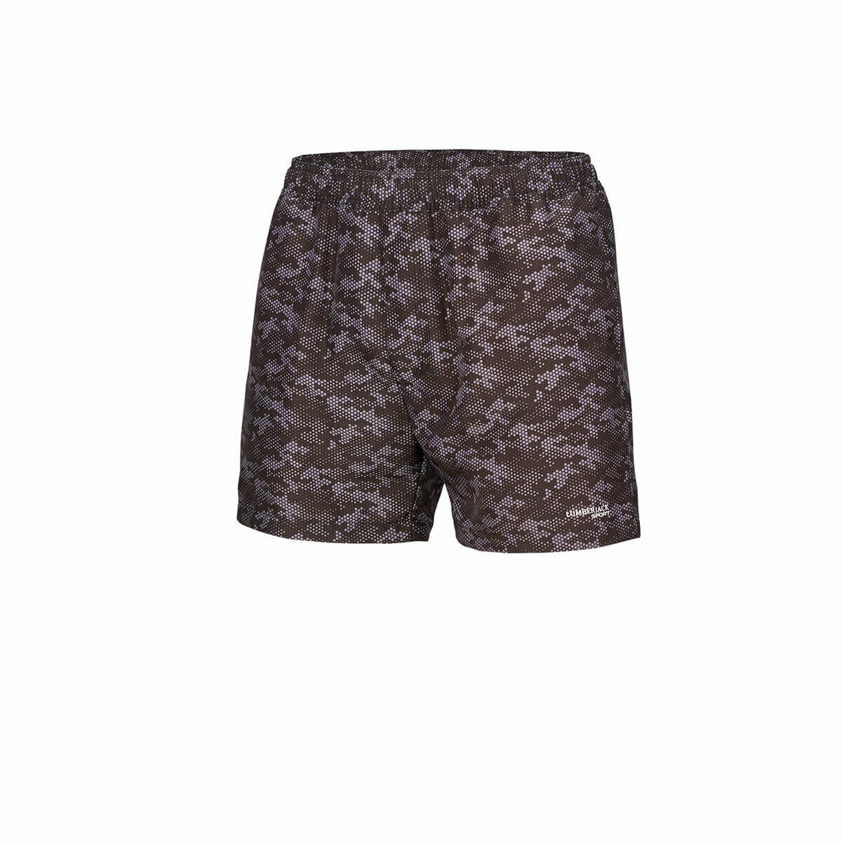 FLO MAXON Camouflage Color Men 'S Shorts LUMBERJACK