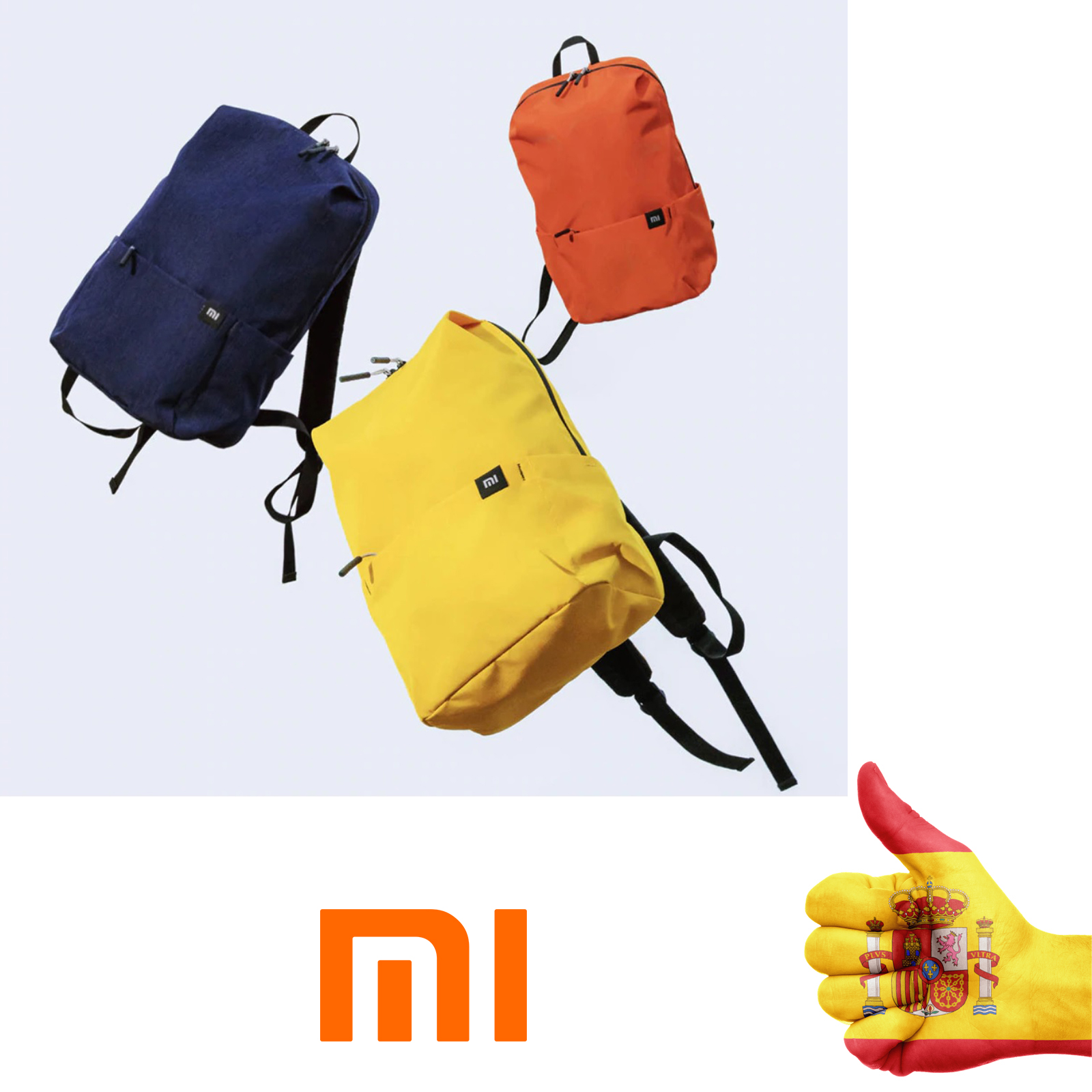 Original Xiaomi 10L Backpack Stock Exchange Waterproof Colorful Leisure Sports Chest Pack Stock Exchange S Unisex Para Hombres Mujeres Travel Camping