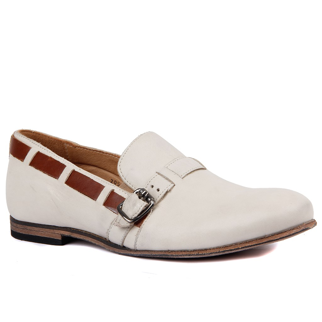 Sail-Lakers Genuine Cowhide Male Shoes