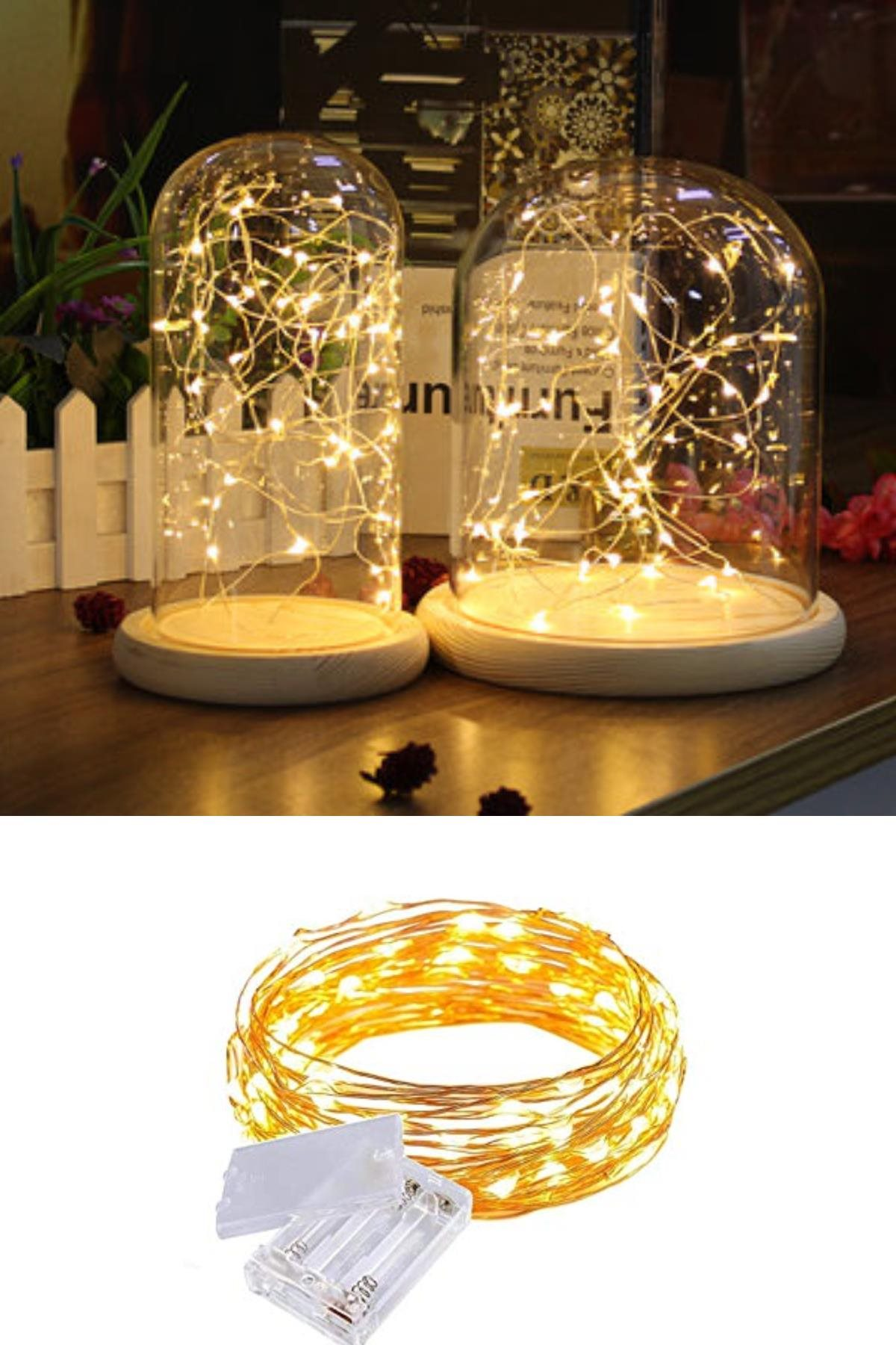 3 Meter Fairy Led Light (Yellow)
