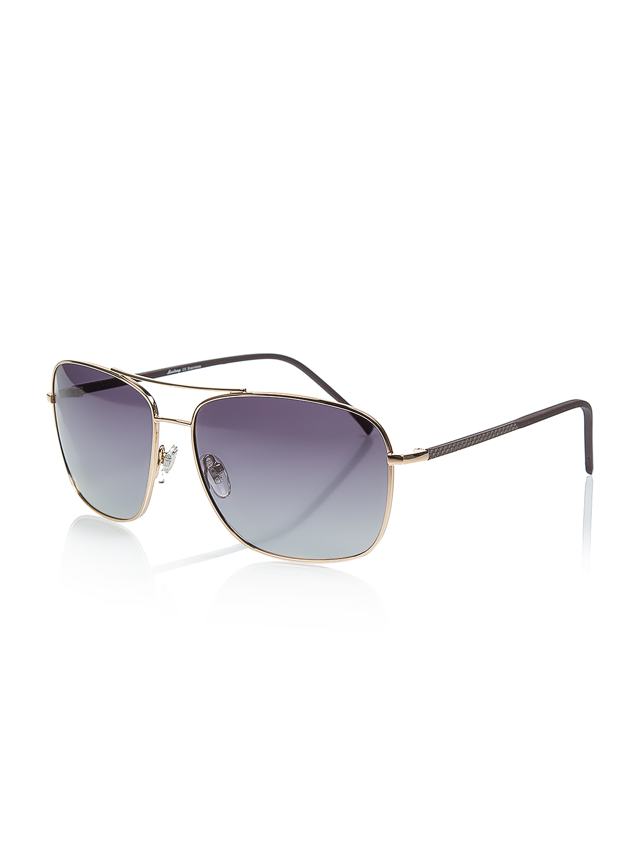 Men's sunglasses mu 1738 02 metal yellow unspecified 62 -- mustang