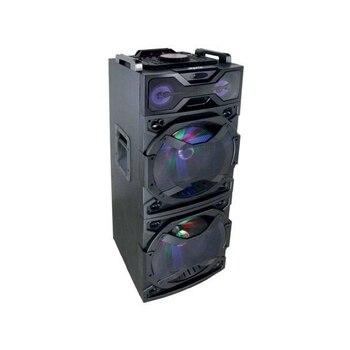 Bluetooth Speakers approx! MPPRODJ LED RGB FM 500W Black