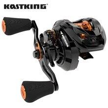 Kastking zephyr isca finesse sistema baitcasting carretel de pesca 4.5kg 7 rolamentos de esferas 7.2:1 relação engrenagem de fibra carbono roda de pesca