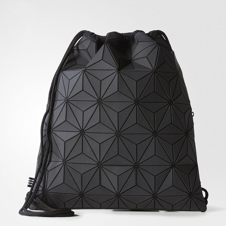 Classic Luminous Geometric Patchwork Backpack