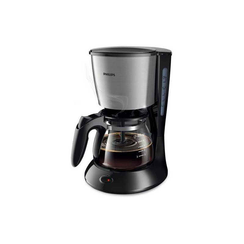 Electric Coffee Maker Philips HD7435/20 700 W Black