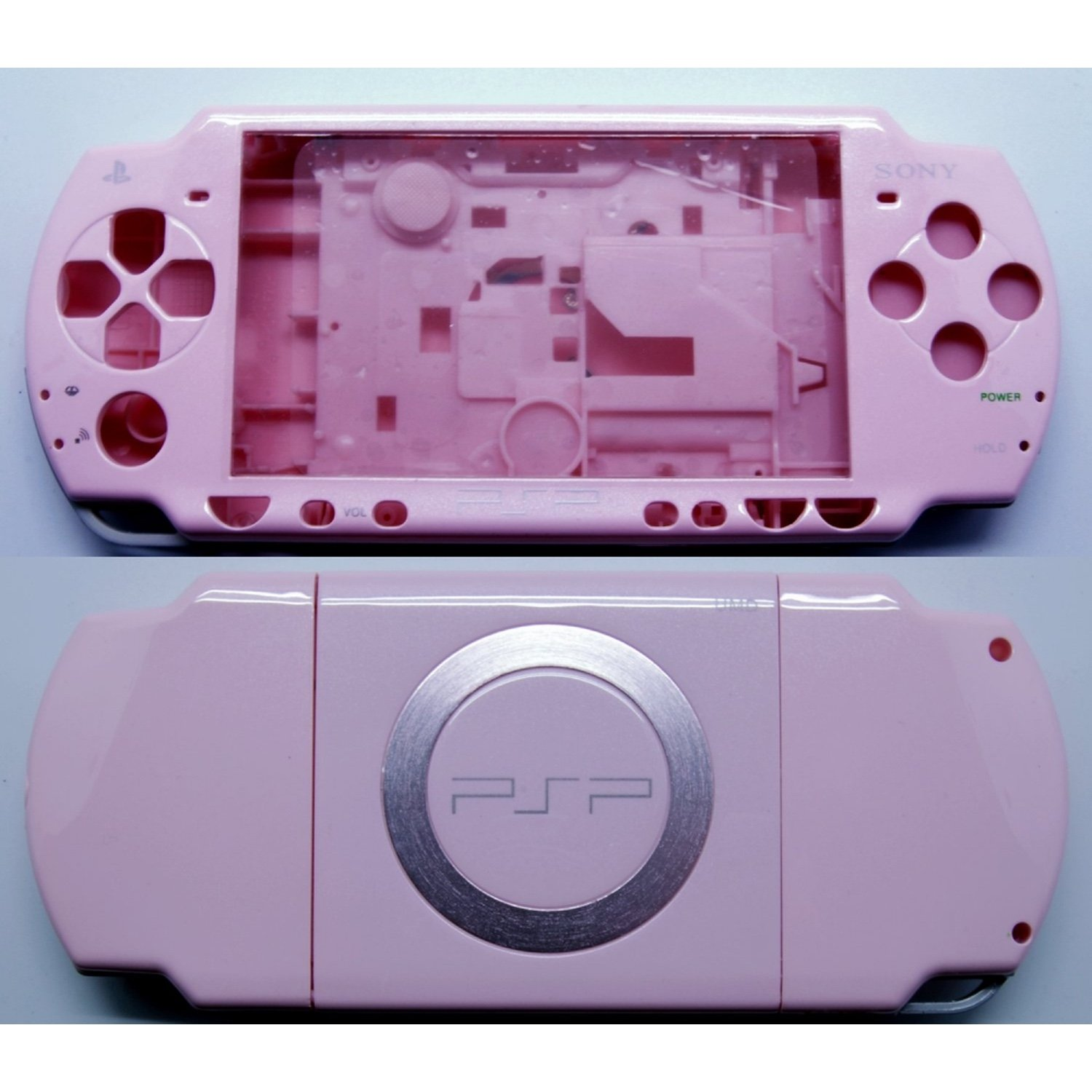 PSP2000/Slim Console Shell-PINK