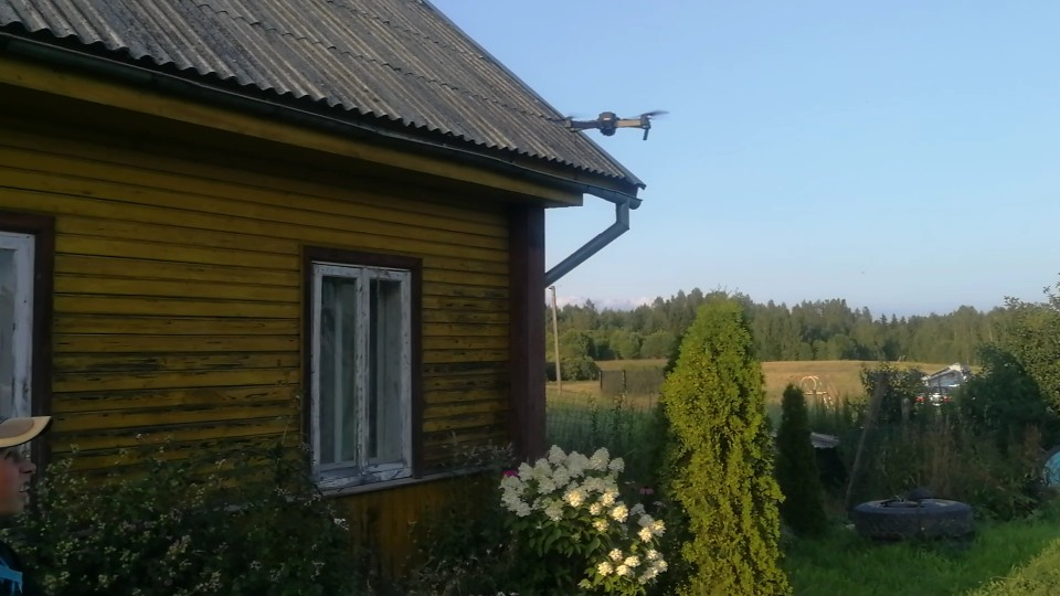 Drone Eachine E58 Com Câmera photo review