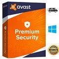 AVAST PREMIUM SECURITY 2021 | 5 лет | 1 шт. | Лицензионный файл по всему миру